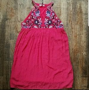 NWT THML dress size small